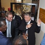 Rencontre au sommet helvético-camerounaise