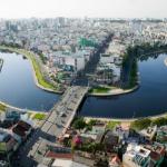 Projet Saïgon river : la ville et le fleuve (2015-2017)