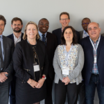 Réunion des délégués du Réseau d'excellence des sciences de l'ingénieur de la Francophonie (RESCIF) à Polytechnique Montréal